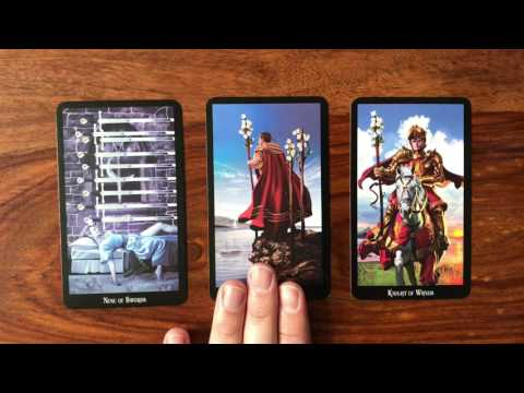 Daily Tarot Reading for 21 May 2017 | Gregory Scott Tarot