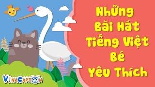 getlinkyoutube.com-Những Bài Hát Tiếng Việt Bé Yêu Thích - Tập 1