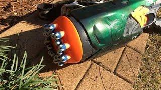 getlinkyoutube.com-Nerf Mod: Geonosian Blaster (Full Swarmfire Overhaul w/ LiPo Power)
