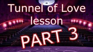 Tunnel of Love Lesson Part 3 - DIRE STRAITS - Break rythm/ Break's solo and more