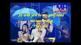 getlinkyoutube.com-say yes lyrics by  LeeMinHo