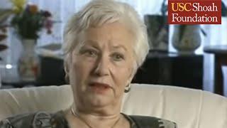 getlinkyoutube.com-Holocaust Survivor Renée  Firestone  Testimony