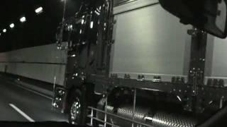 getlinkyoutube.com-デコトラ アートトラック 由加丸 椎名急送 8番 パート4