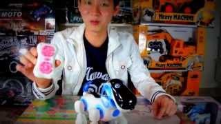 getlinkyoutube.com-รีวิว หุ่นยนต์บังคับ น้องหมา ราคา 790 บาท By ตุ้ย แมดทอย