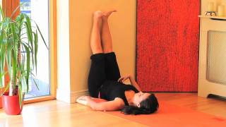 getlinkyoutube.com-Yoga Therapy for Back Pain & Stress Relief with Kanta Barrios - www.innersplendor.com