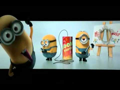 Despicable Me 2 Credit Cut - Lead to Minion Movie Casting