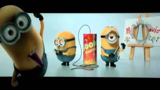 getlinkyoutube.com-Despicable Me 2 Credit Cut - Lead to Minion Movie