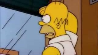 getlinkyoutube.com-The Simpsons - Homer At The Buffet