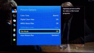 TV Picture Setup Guide