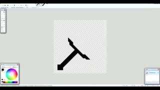 Diamond Sword Timelapse