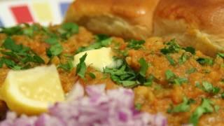 getlinkyoutube.com-Pav Bhaji Mumbai Style at Everyday Indian Cooking
