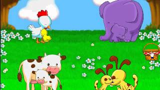 getlinkyoutube.com-Coelho Sabido Maternal (Reader Rabbit Toddler): Part 2 - Bingo dos Bebes.avi