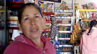 getlinkyoutube.com-Testimonio de dos de las familias que recibieron ayude de los Hijos Ausentes De San Tadeo.