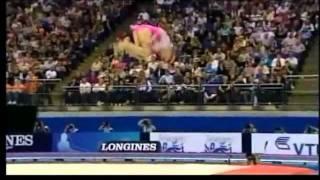 getlinkyoutube.com-Floor Exercise Tumbling Gymnastics Montage