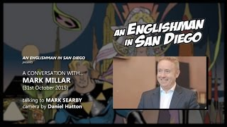 getlinkyoutube.com-A Conversation with Mark Millar (31st October 2015, interview by Mark Searby)