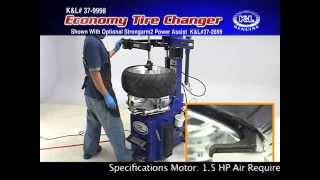 getlinkyoutube.com-K&L MC680 Tire Changer