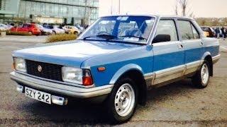 getlinkyoutube.com-Fiat Argenta 2000 1982
