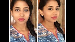 getlinkyoutube.com-SAMANTHA THERI.!(makeup tutorial)