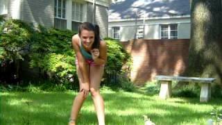 getlinkyoutube.com-How To Do A One Handed Kartwheel