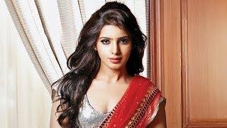 getlinkyoutube.com-Making of Samantha Exclusive Photoshoot for Galatta Cinema | Galatta Tamil