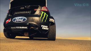 DJ Tiësto ft Ken Block   Fly Dubai Summer Hit  And Drift Fly Video