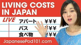 Cost Of Living In Japan   How Expensive Is Japanese Everyday Life?