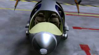 getlinkyoutube.com-Fabrication of Low Cost NASA Personal Air Vehicle Concept