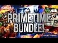 Primetime Bundle Opening! Super Bowl TOTW PULL! Madden Mobile 16