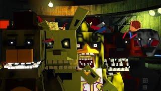 getlinkyoutube.com-Minecraft FIVE NIGHTS AT FREDDY'S 4 HIDE N SEEK 2! ~ SkyDoesMinecraft