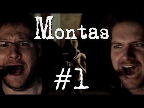 MONTAS Gameplay #1 - Let's Play Montas German