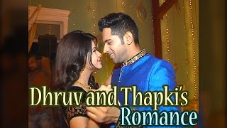 Dhruv and Thapki aka Ankit and Jigyasa's special ROMANCE on fan's demand