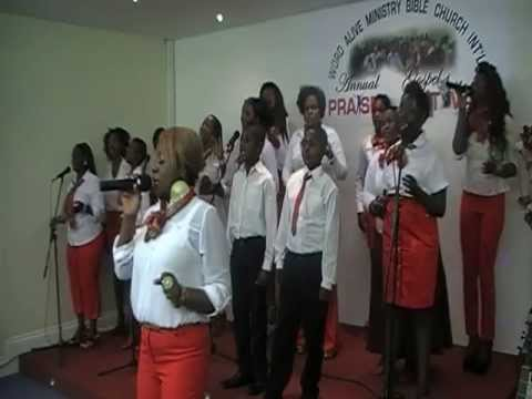 Gospel Inspirational Choir in Praise Festival: by Word Alive Ministry Bible Church