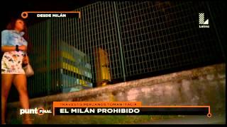 getlinkyoutube.com-El Milán prohibido: travestis peruanos toman Italia
