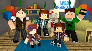 Minecraft : ESPECIAL 1 ANO !! - The Sims Craft Ep.214