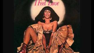 getlinkyoutube.com-donna summer - i feel love extended remasterd version by fggk