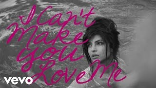 getlinkyoutube.com-Priyanka Chopra - I Can't Make You Love Me (Lyric Video)