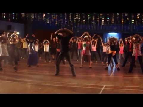 LARGER THAN LIFE - LINE DANCE (WORKSHOP - SIMON WARD)