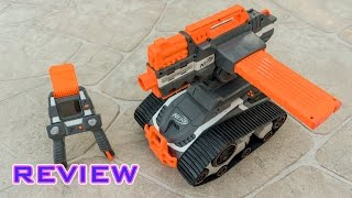 getlinkyoutube.com-[REVIEW] Nerf Elite Terrascout Unboxing, Review, & Firing Test