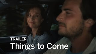 THINGS TO COME Trailer