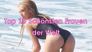 getlinkyoutube.com-Top 10 Schönsten Frauen der Welt | 2016 | HD