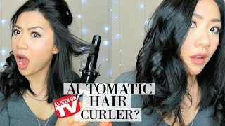 getlinkyoutube.com-How to Curl your hair in 10 minutes or less!!  | KISS Instawave Curler First Impression & Review