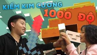 getlinkyoutube.com-Ở NHÀ CHỦ NHẬT #31: THÍ NGHIỆM KIẾM 1000 ĐỘ VS ĐẦU CHÁU GÁI