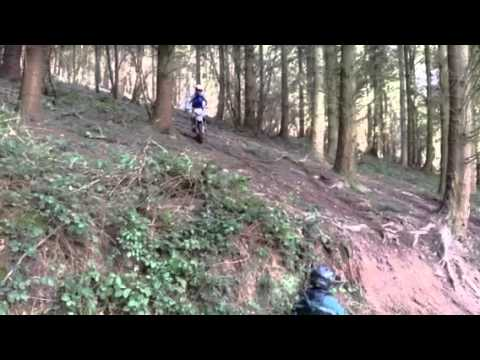 2013 Graham Jarvis extreme enduro training day part 1