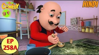 Motu Patlu in Hindi | 3D Animated Cartoon Series for Kids | Motu The Doctor width=