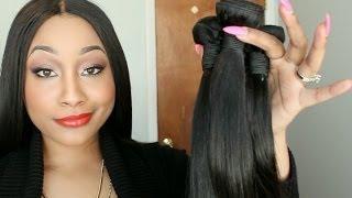 Closer Look | Her Hair Company Brazilian Straight