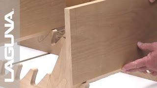 Smartshop CNC Shelf Project - Laguna Tools