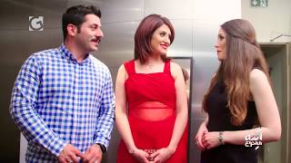 getlinkyoutube.com-Ayneh Mamnoo 2016 - Episode 12  Pegah - Gala TV / برنامه آینه ممنوع - قسمت ۱۲ پگاه