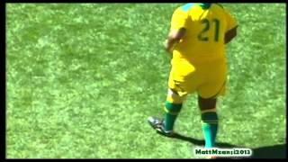 Doctor Khumalo and Prof Ngubane Skills - Bafana Legends vs Italian Legends