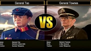 getlinkyoutube.com-Shockwave Challenge Mode: General Tao VS Townes