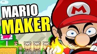 getlinkyoutube.com-LOS NIVELES IMPOSIBLES DE MARIO   Super Mario Maker